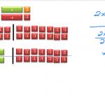 Solve 2x+5=-9