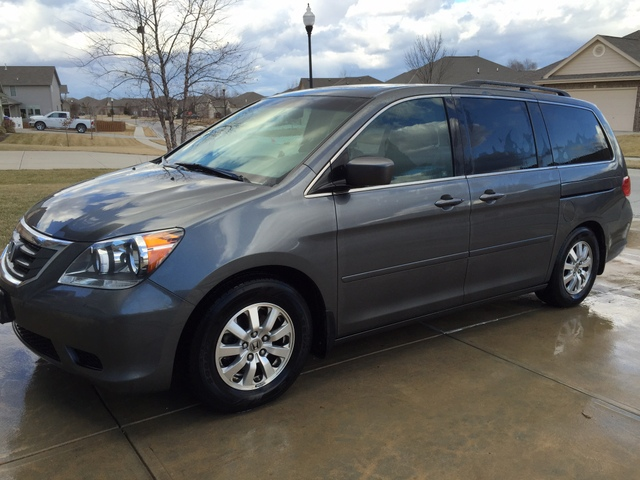 2010 Honda Odyssey Van