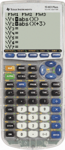 TI84+ absolute value equations