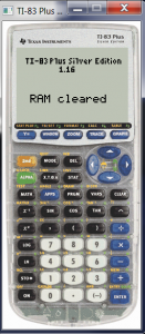 TI-83 Plus SDK Calculator