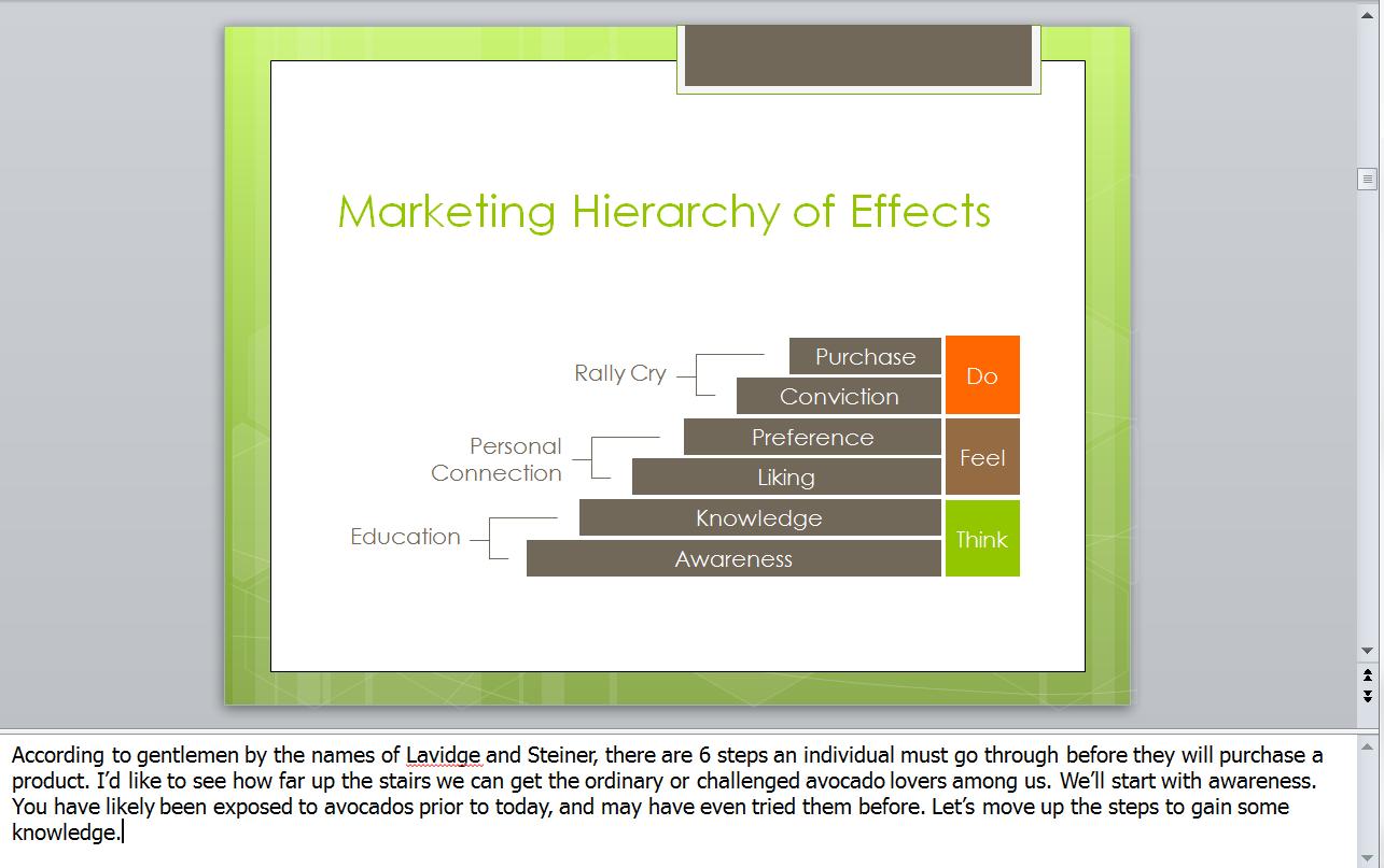 effect of advertising presentation Powerpoint presentation service  the lack of advertising can effect demand economics essay  advertising or the lack of advertising can effect demand.
