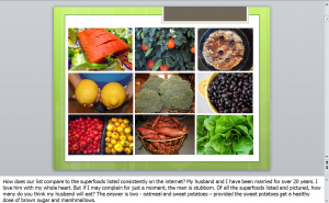 Superfoods Images