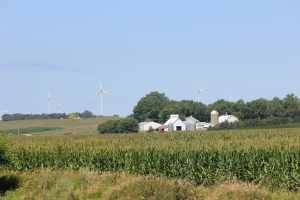 Crofton Bluffs Wind Turbines